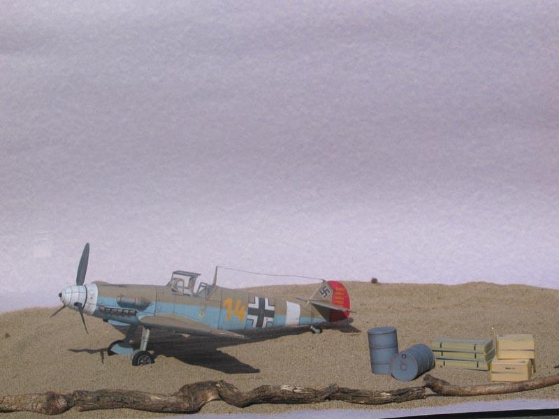 BF 109 F-4