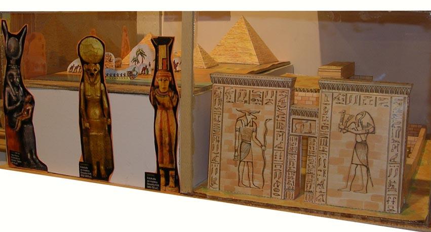 Templo Egipcio