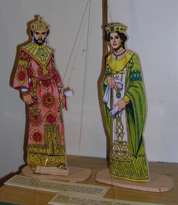Justiniano y Teodora