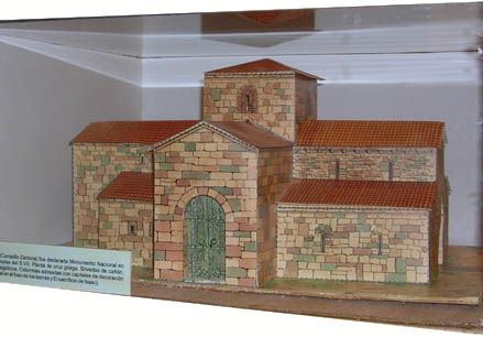 Iglesia Visigoda