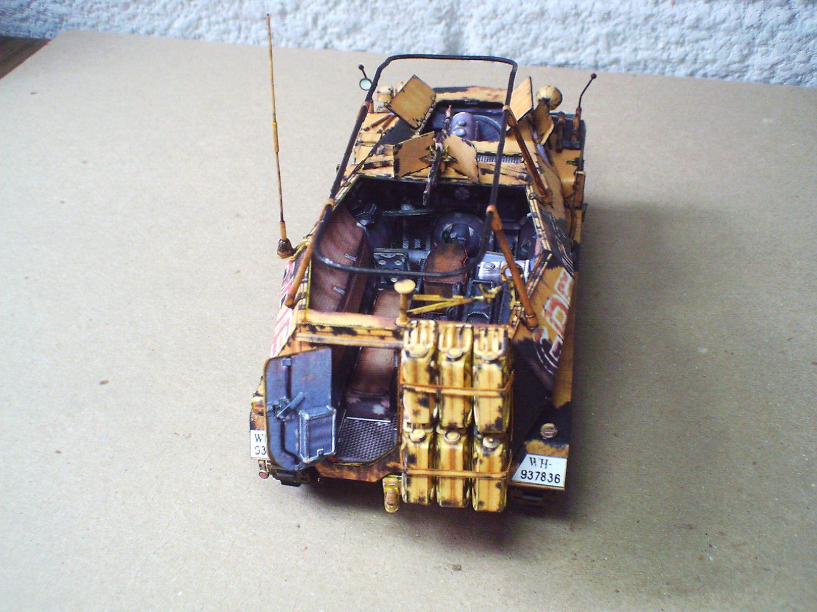 Sd Kfz 250/3 Greif