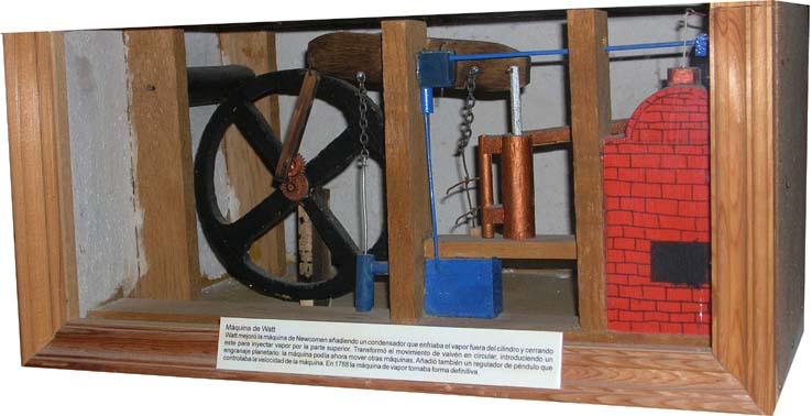 Máquina de Watt